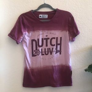 Dutch Bros short Sleeve Tee Dutch Luv Since 1992